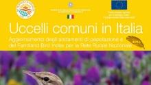 Uccelli comuni in Italia - Gli andamenti di popolazione dal 2000 al 2013