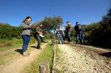 Momenti dell'uscita sul campo @PBonazzi