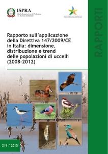 Report Direttiva cover